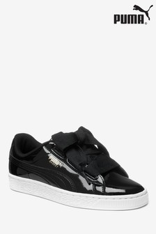 Puma® Basket Patent Junior Trainer