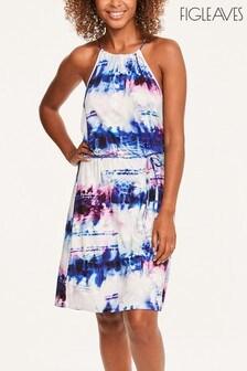 Figleaves Blue Layla Dress