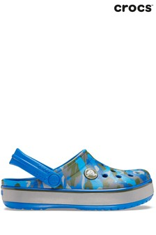 Crocs™ Blue Camo Clog