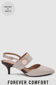 Туфли с ремешком через пятку Forever Comfort®
