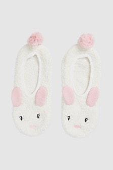 Rabbit Slipper Socks