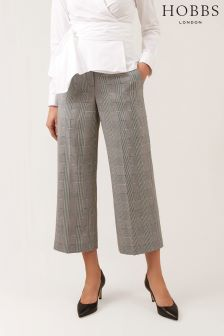 Hobbs Check Lula Trouser