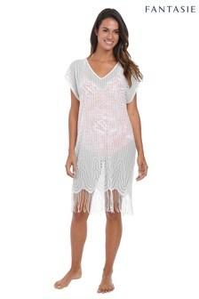 Fantasie White Athena Tunic