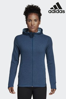 adidas Gym Blue FreeLift Light Hoody