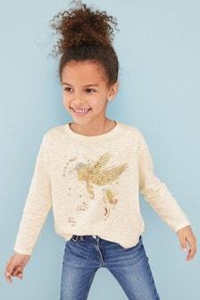 Unicorn Long Sleeve T-Shirt (3-16yrs)