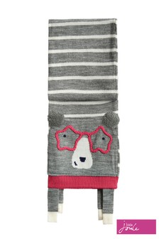 Joules Bear Character Scarf