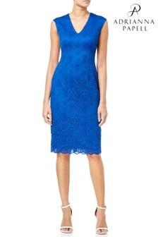 Adrianna Papell Jade Lace Sheath Dress