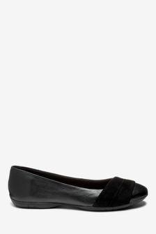 Womens Black Shoes | Black Flat, High