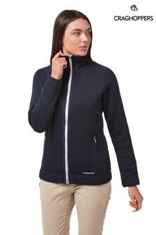 Craghoppers Blue Alphia Fleece Jacket