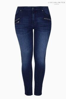 Live Unlimited Blue Denim Jean
