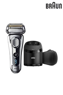 Braun Series 9 Shaver With Clean And Charge