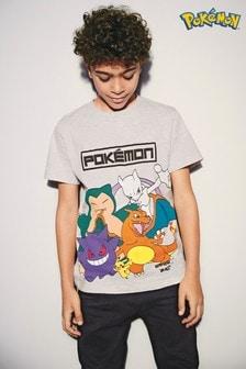 חולצת טי עם דמות Pokémon™ (גילאי 3 עד 14)