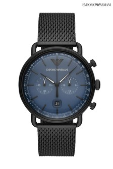Emporio Armani Aviator Watch