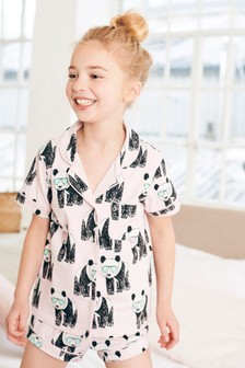 Short Pyjamas (3-16yrs)