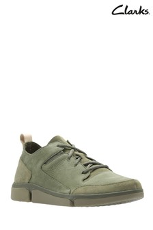 Clarks Green Tri Verve Lace Shoe