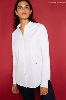 Tommy Hilfiger White Monica Shirt