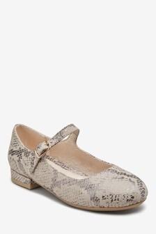 Туфли с ремешком на каблуке (Подростки)