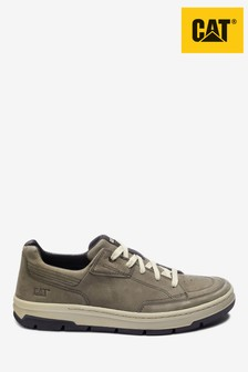 CAT® Grey Fontana Lace-Up Trainer