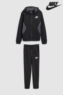 70d6d2a875b6 Nike Brushed Fleece Tracksuit