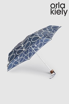 Orla Kiely Linear Leaf Umbrella