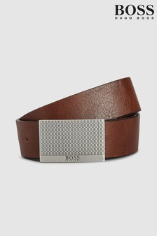 BOSS Leather Joel Belt