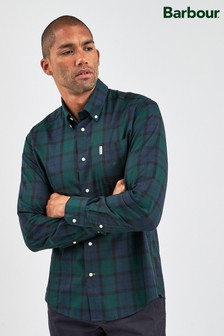 Barbour® Black Wetheram Shirt