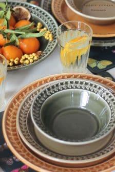 Set of 4 Portmeirion Botanic Garden Harmony Plates