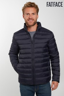 FatFace Blue Truro Padded Jacket