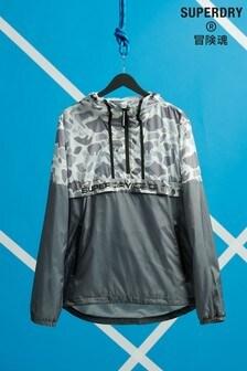 Superdry Urban Camo Overhead Jacket