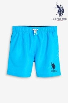U.S. Polo Assn. Horseman Swim Short