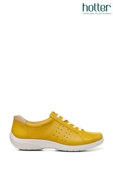 Hotter Fearne II Lace Up Flat Shoes