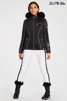 Dare 2b Julien Macdonald White Waterproof Ski Trouser