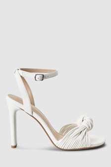 Knotted Multi Strap Sandals