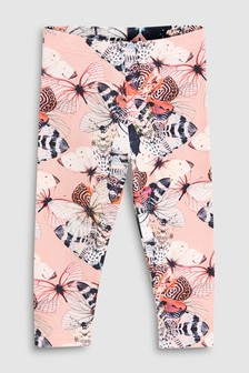 Butterfly Leggings (3mths-7yrs)