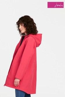 Joules Pink Waterproof Westport Jacket