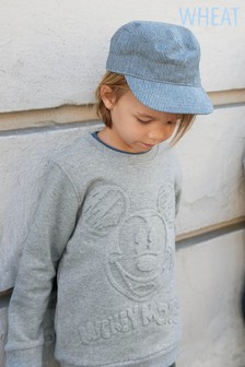 Wheat Grey Mickey™ Sweater