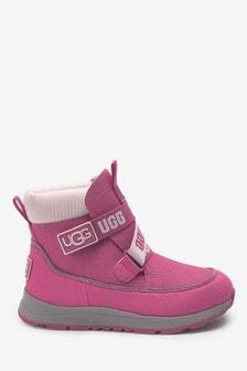 UGG® Kids Pink Tabor Waterproof Boots