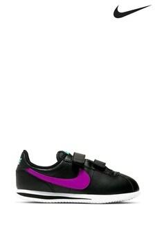 Nike Black Cortez Trainers
