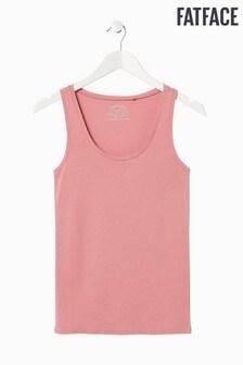 FatFace Pink Sophie Vest