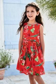 Print Dress (3-16yrs)