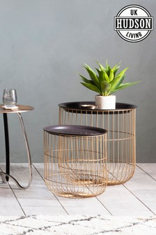 Woburn Nest Of Tables By Hudson Living