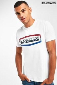 Napapijri Sogy Logo T-Shirt