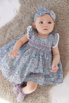 Clothes, Shoes & Accessories Girls' Clothing (0-24 Months) Pretty Baby Girls Dress Age 3-6 Months