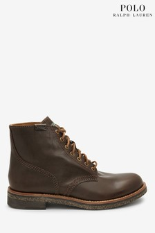 Polo Ralph Lauren® Leather Army Boots