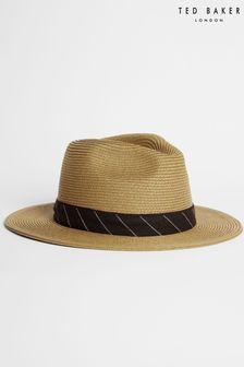 Ted Baker Hurcane Straw Panama Hat