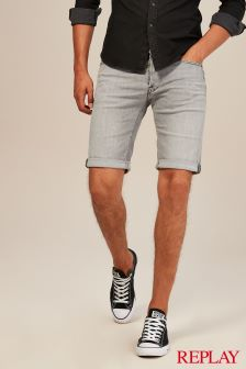 Replay® Waitom Denim Shorts