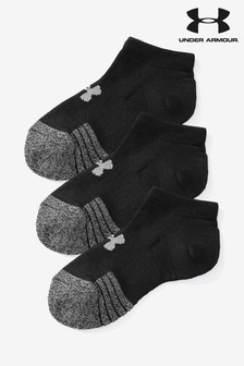 Under Armour No Show Socks Three Pack