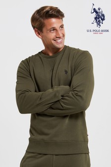 U.S. Polo Assn. Crew Sweat Top