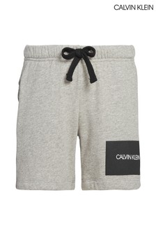 Calvin Klein Boys Monogram Sweat Short