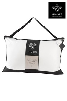 Nimbus Hungarian Goose Down Pillow